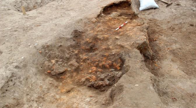 Iron Age furnace